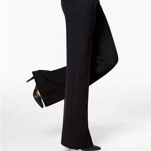 Plus Size Black Palazzo / Wide Leg Pants